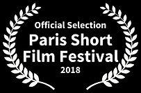 Official Selection - Paris Short Film Fe