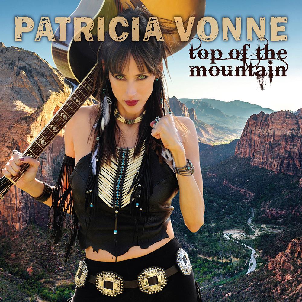 Patricia Vonne cover
