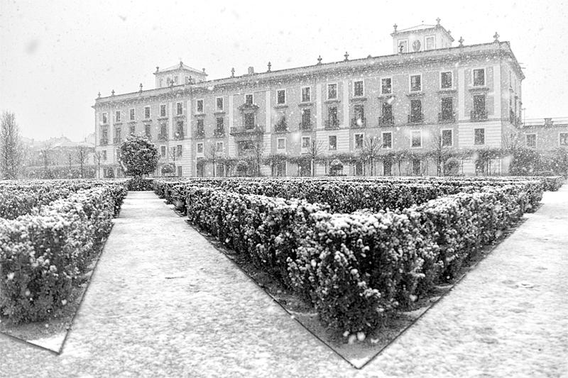 Palacio en invierno [07] (2018)