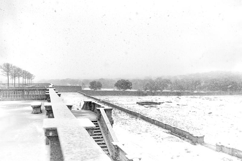 Palacio en invierno [03] (2018)