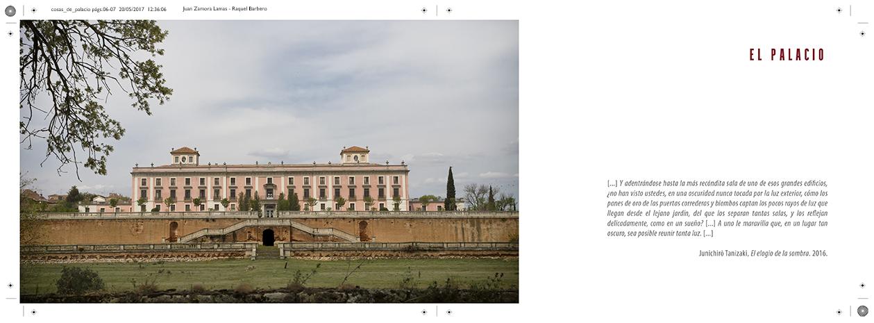 Cosas de palacio. págs. 6-7