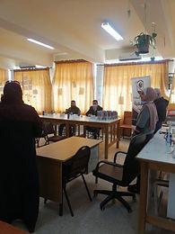 Digital Clinic - Mu'ta Secondary School for Girls