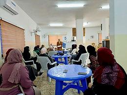 Digital safety workshop - That Ras Al-Thaqafi Youth Forum