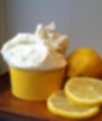 Buona Terra Vegan Lemon Sorbetto Sherbert