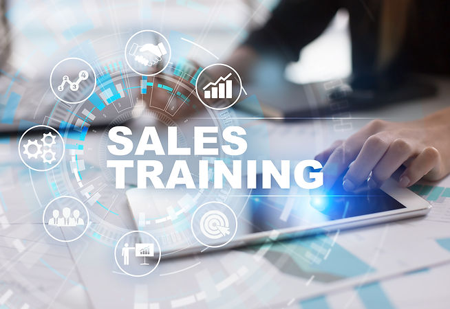 Sales training, Business development and