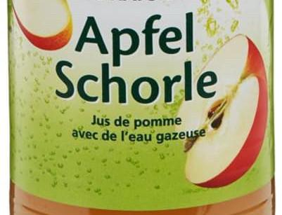 Apfel Schorle