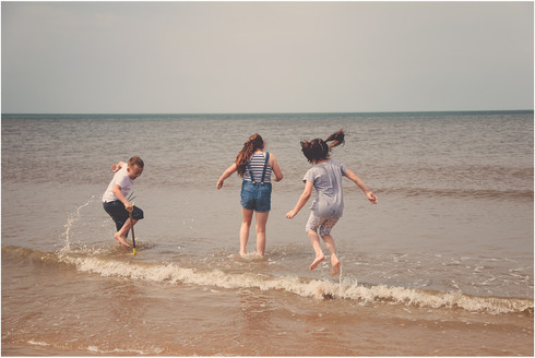 Its the North Sea