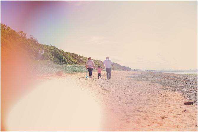 Matt, Helen and Finn