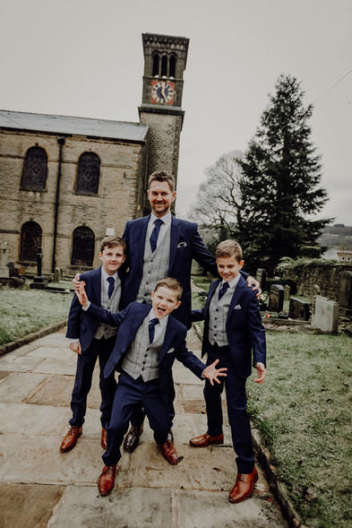 The Boys  - Danielle Boxall Photography