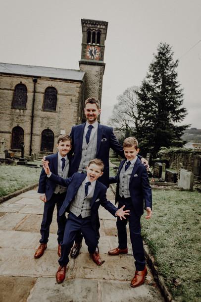 The Boys  - Danielle Boxall Photography