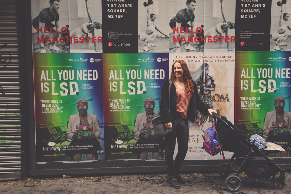 All you need is LSD