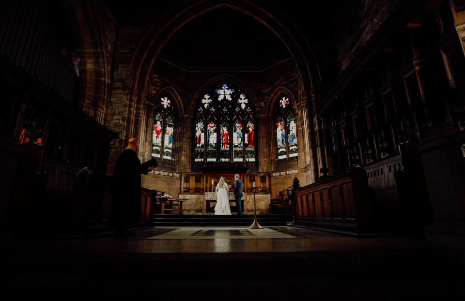 Church Weddings - Danielle Boxall Photography