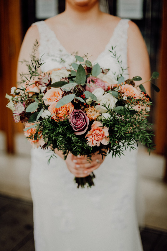 The Bouquet - Danielle Boxall Photography