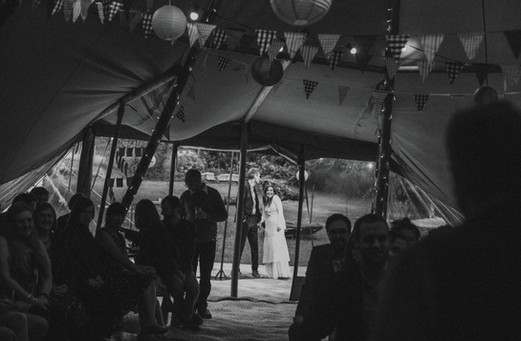 Tipi Back Garden Weddings