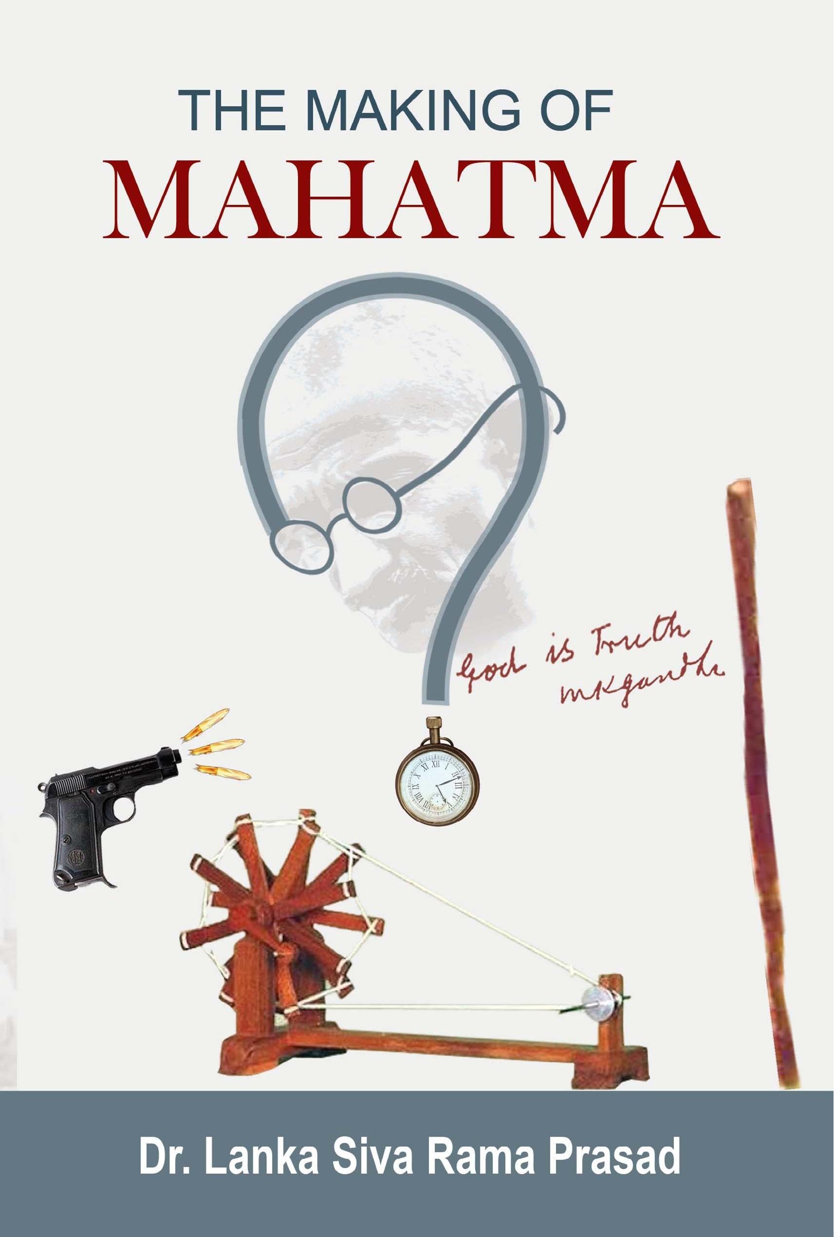 The Making of Mahatma (B&W)