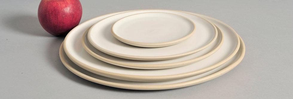 Teller - Kollektion White von 13 bis 29€