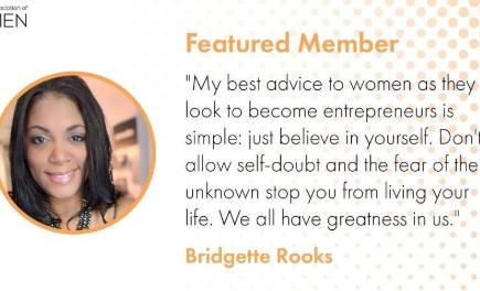 International Association of Women - Featuring Cre8tive Vibes CEO Bridgette Rooks