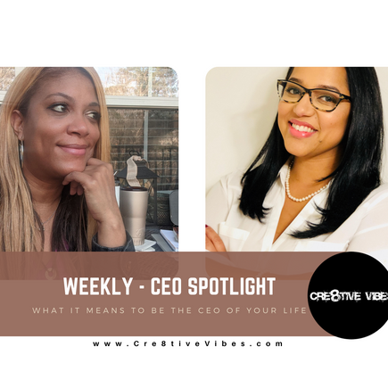 Weekly CEO Spotlight - Carmen Flores