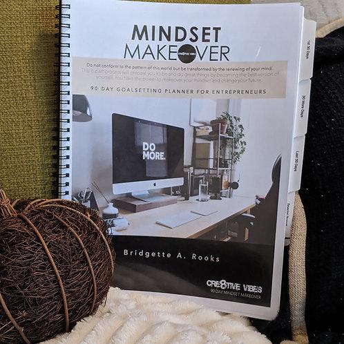 Mindset Makeover -90-Day Goal Setting Planner