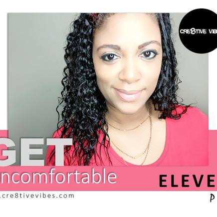 ELEVEN22 - S2 E12 Get UNcomfortable
