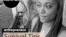 Survival Tips for Today's Female Entrepreneurs