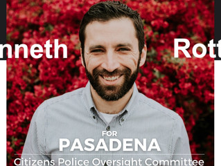 Time Sensitive: Citizens Police Oversight Committee to Meet Monday Night