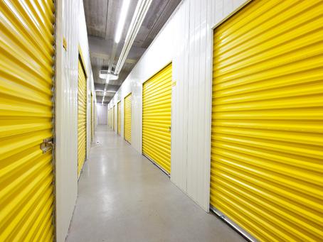 Seasonal Upkeep of a Self-Storage Facility