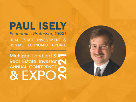 WATCH: Paul Isely's 2021 Real Estate Investment and Rental Economic Update