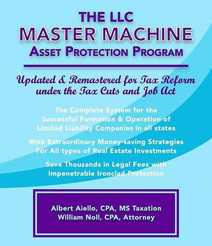 LLC Master Machine Online System - Bill Noll