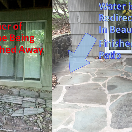 Before & After Patio