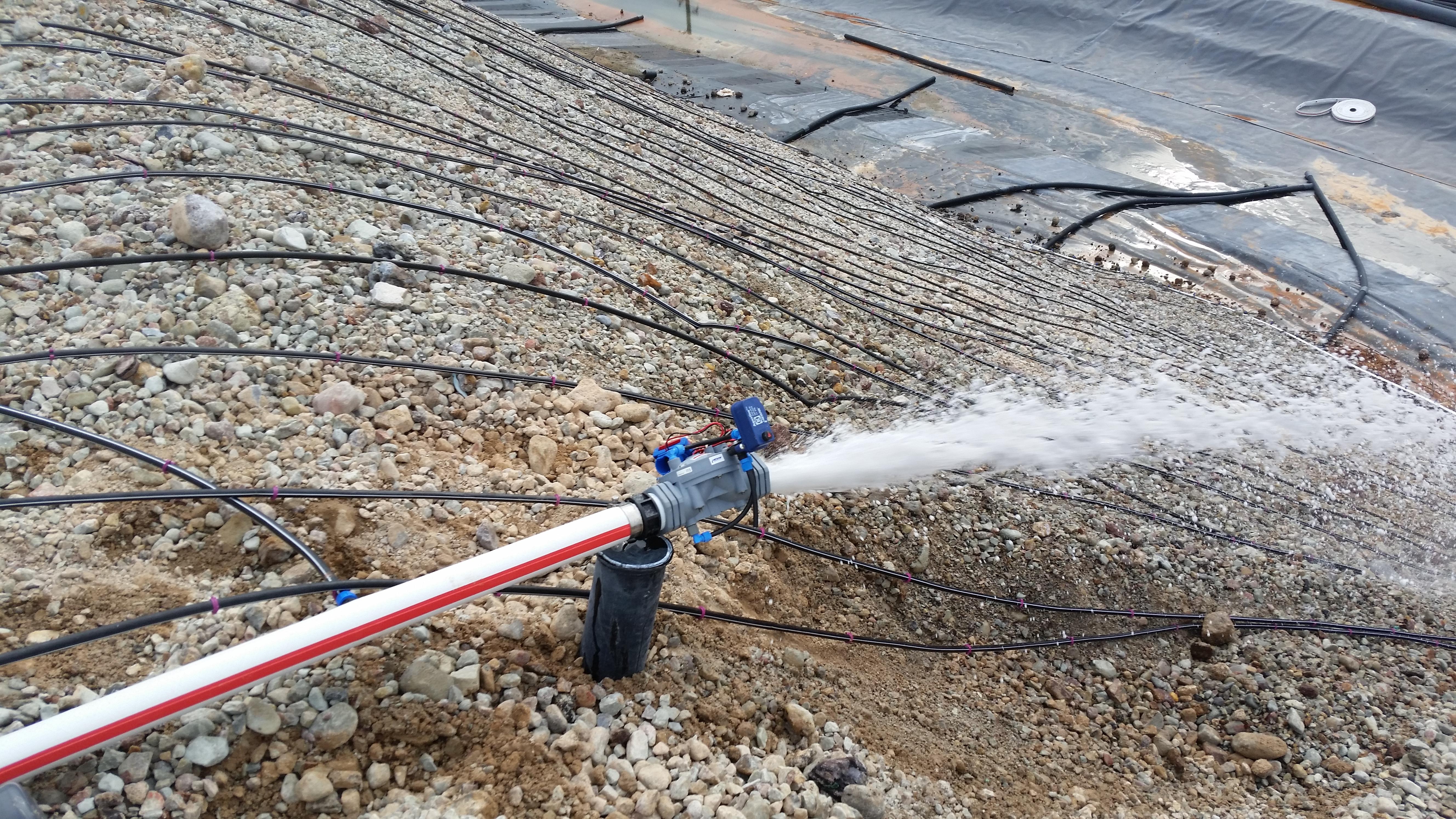 Промывочные клапаны для горных работ