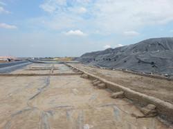 HDPE Membrane and  Rain Cover