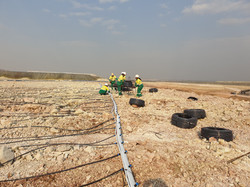 Drip Irrigation Installation