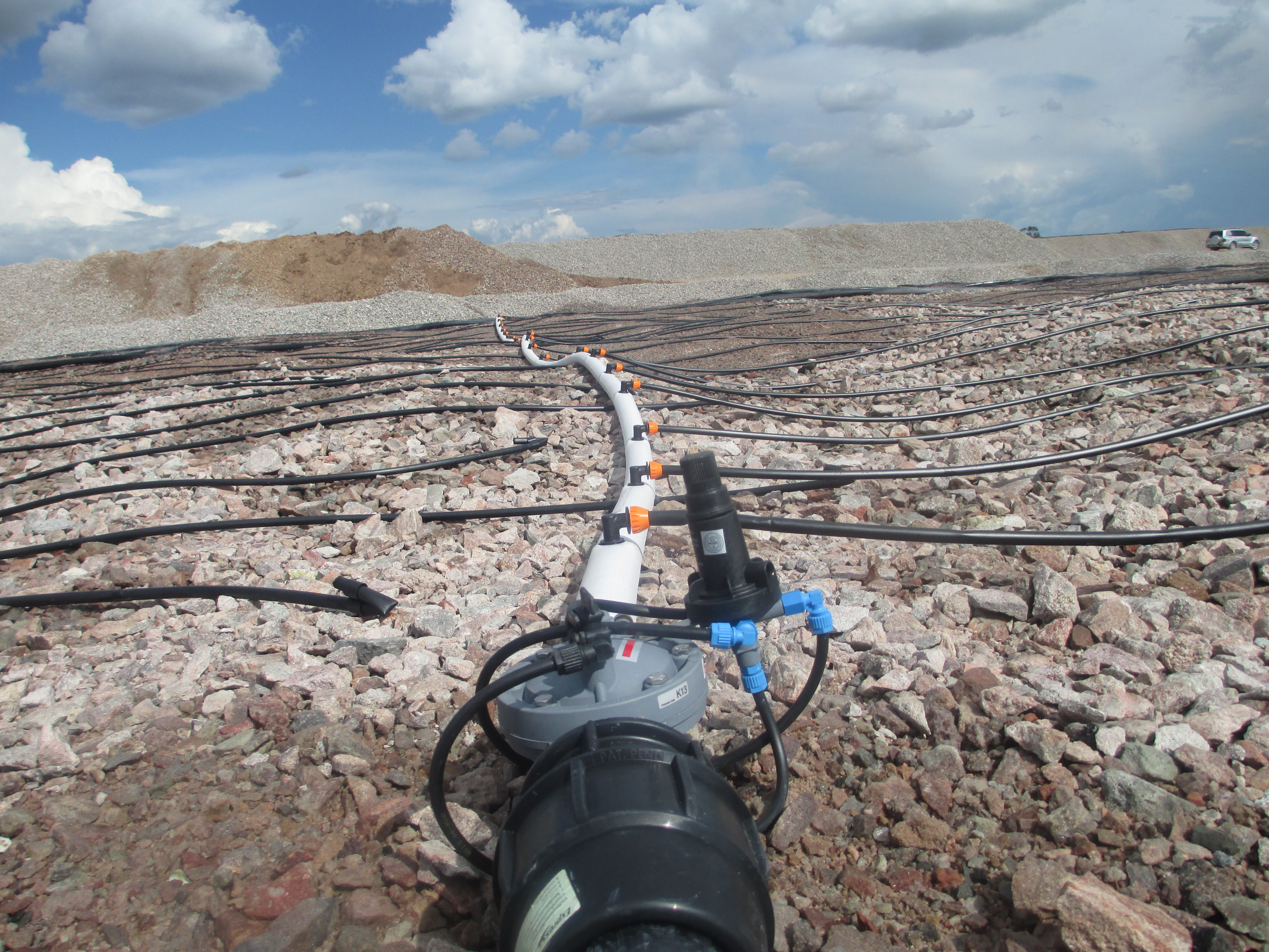 Клапаны для горных работ