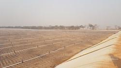 Heap Leaching Irrigation