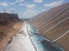 Heap leaching  Irrigation Wobbler