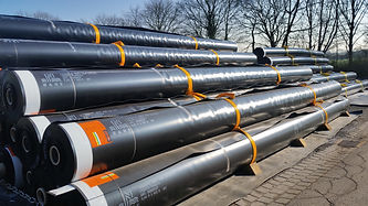 HDPE Geotechnical Membrane