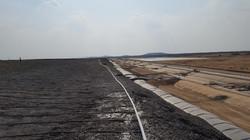 Irrigation for Heap Leaching