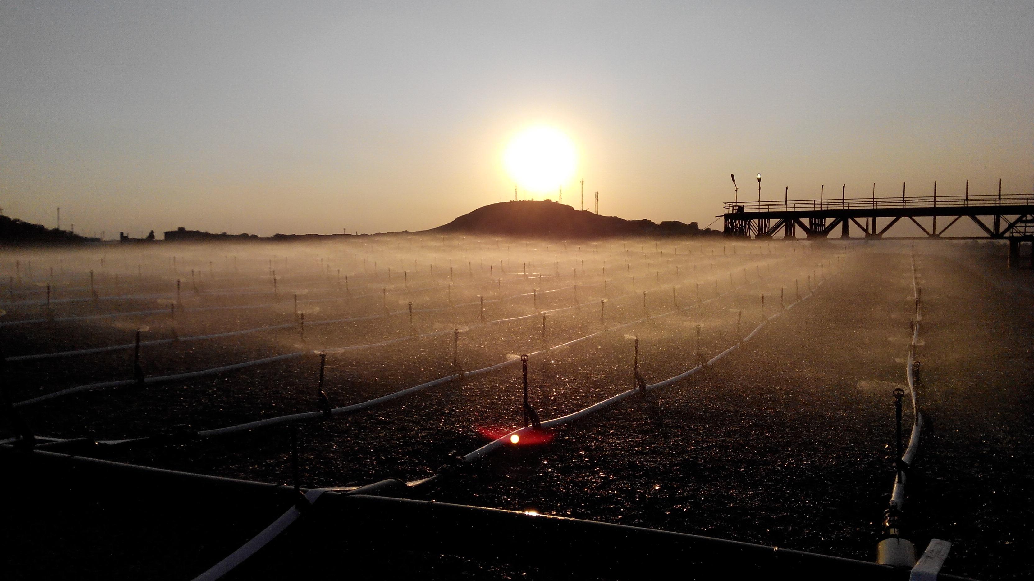 Gyro Mining Sprinklers