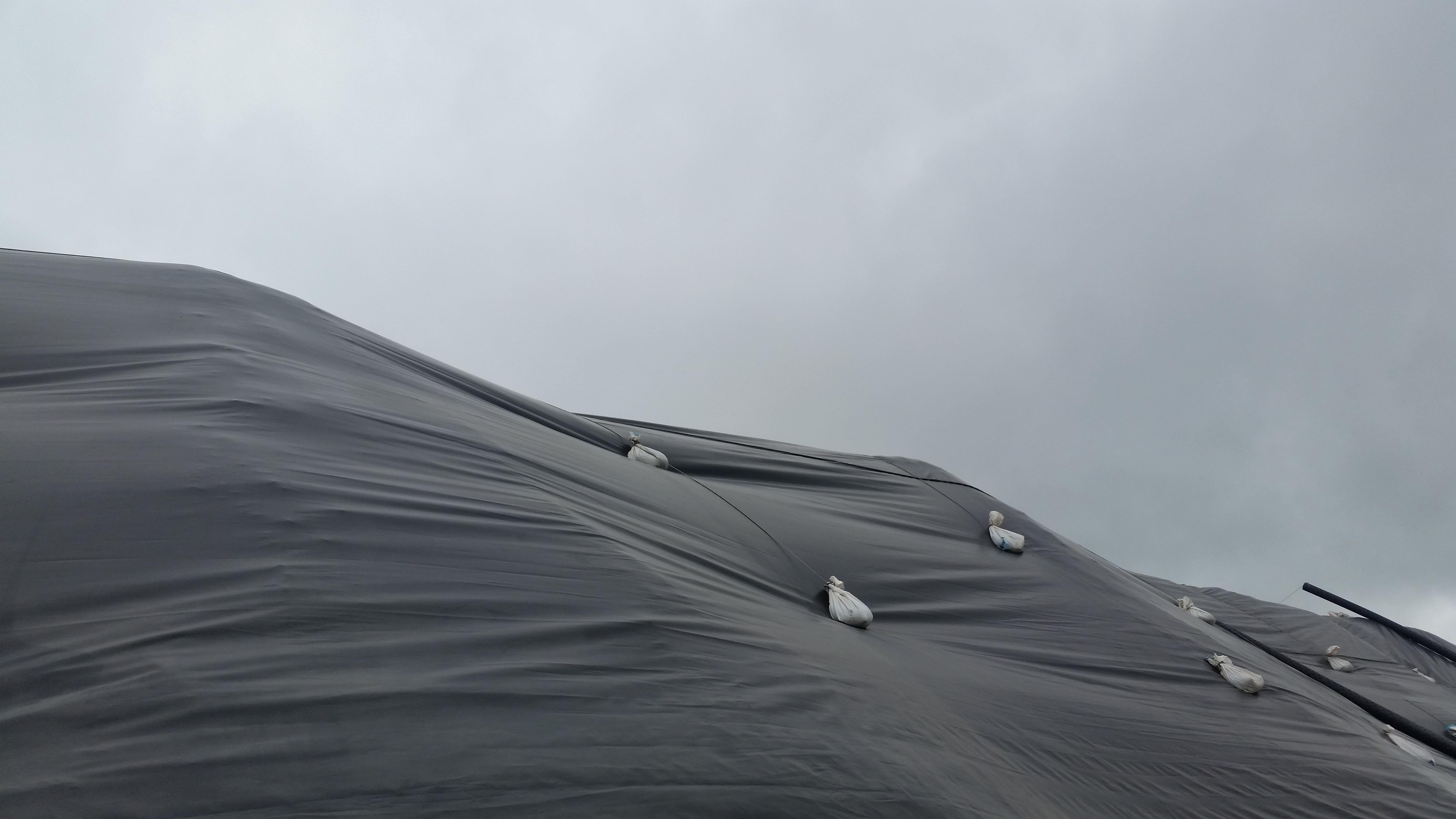 покрытие от дождя  300 микрон