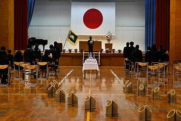 写真21(鼓南中竹灯篭キャンドル卒業式).JPG