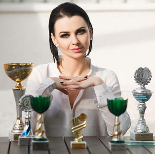 Mehrfache Meisterschaft Gewinnerin