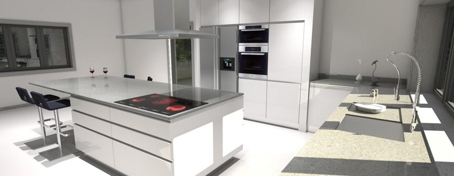 Cozinha moderna 562