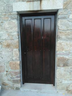 Porta de Carpintaria Exterior 2