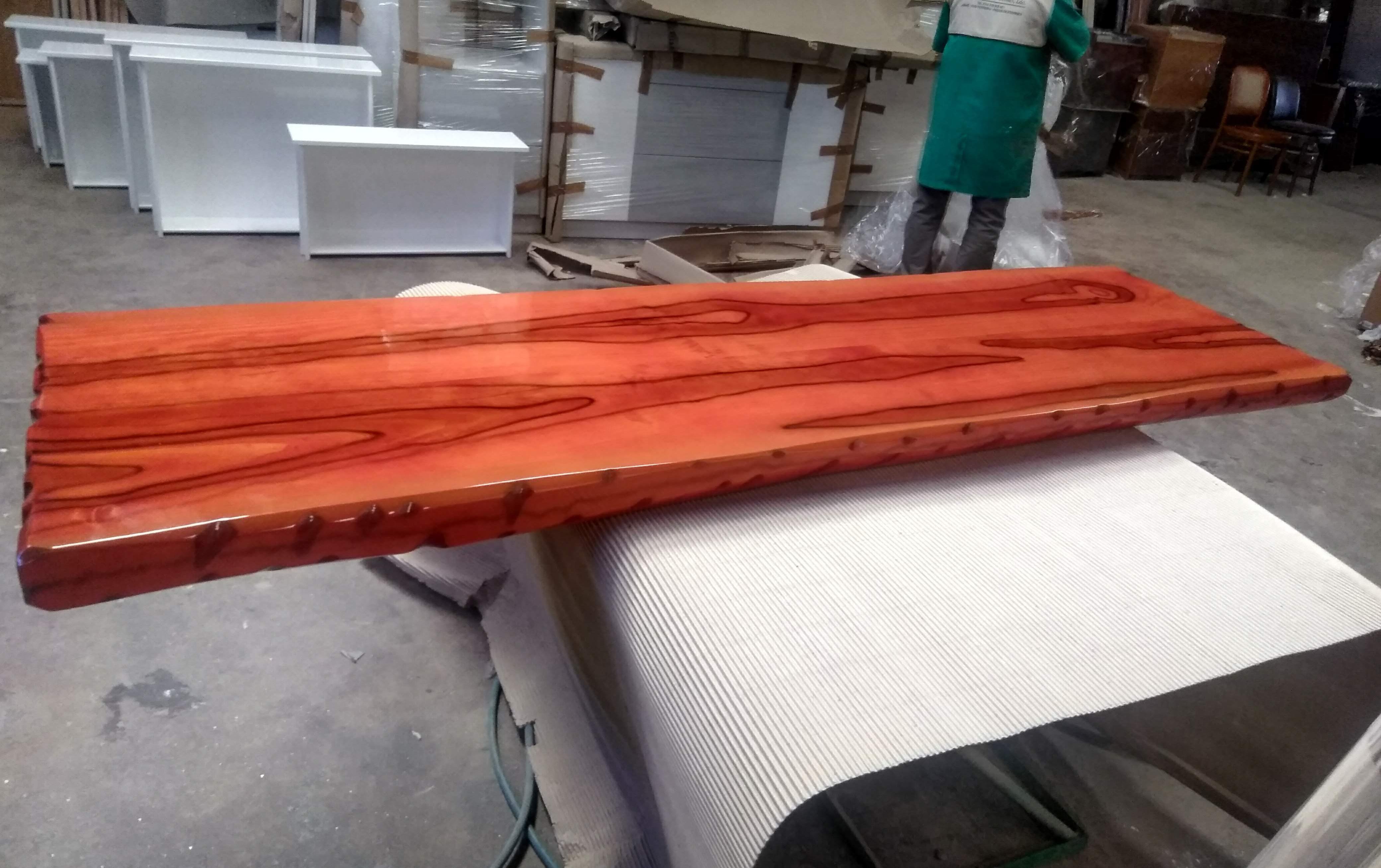 Tampo de balcão madeira Australiana