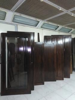 Portas de Carpintaria Exterior 3