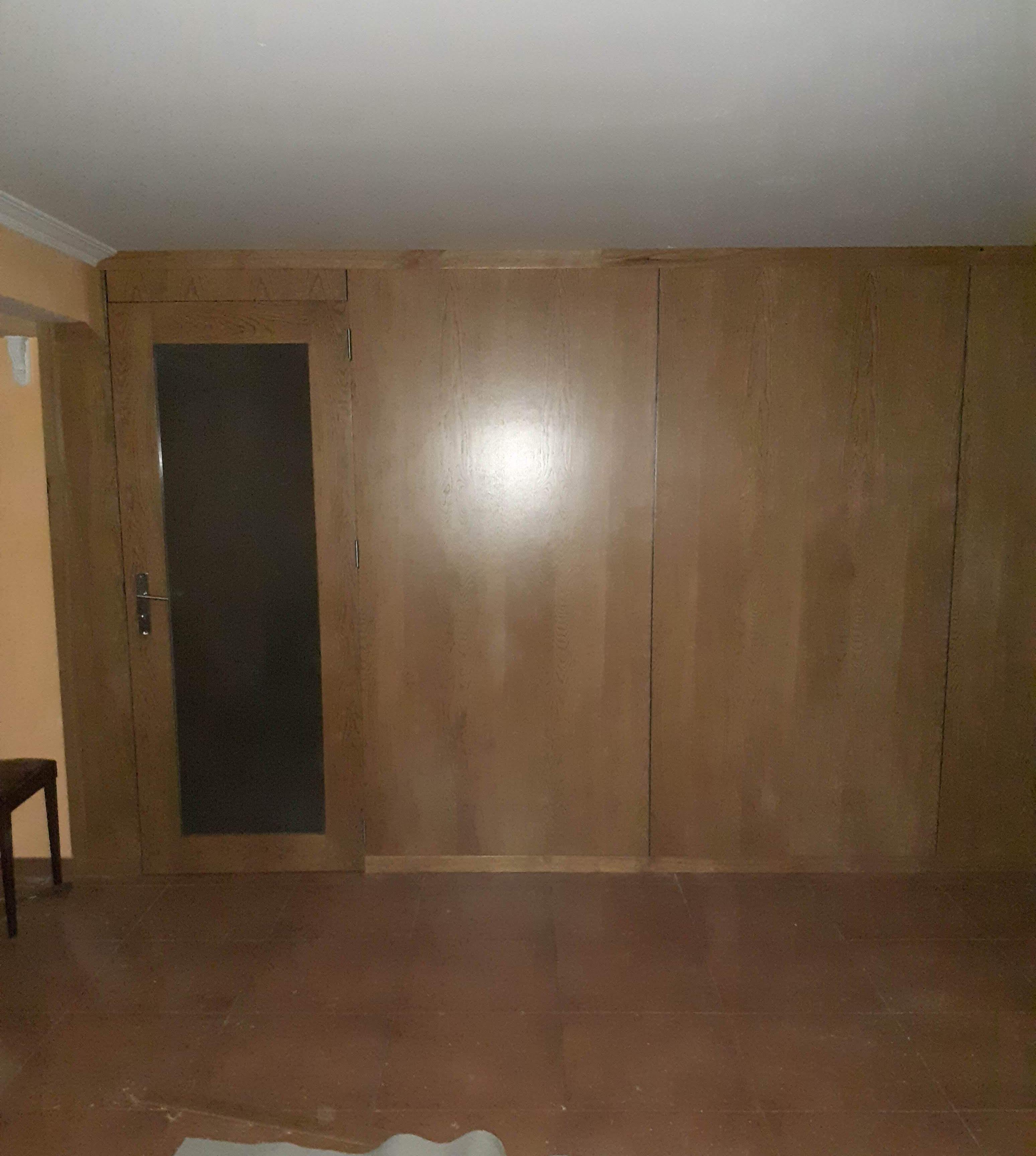 Divisória/Armário c/porta