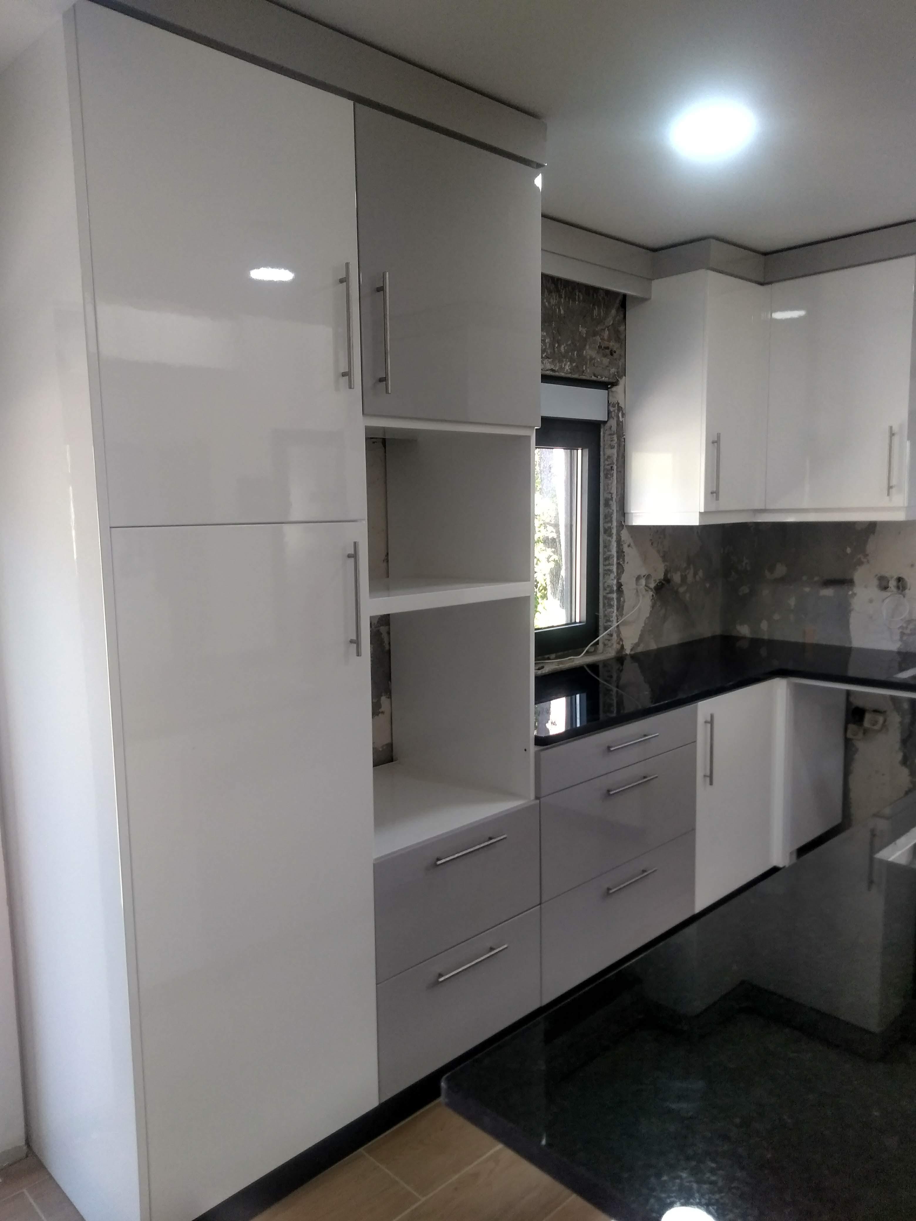 Cozinha Lacada