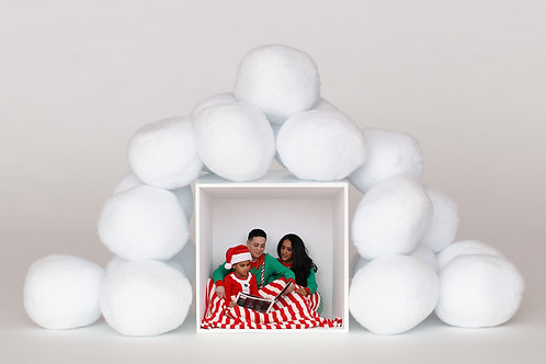 Snowballs and Box Template