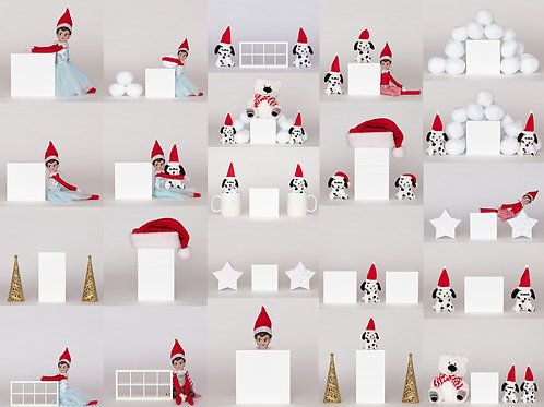 One Box Templates Complete Holiday Collection